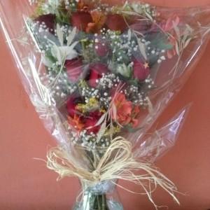 Rosas Ramalhente