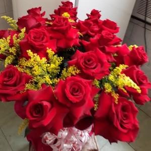 Buque Europeu 18 rosas (Copy)