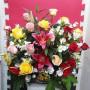rosas, lirios,antulio